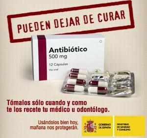 Campaña Antibióticos 2007