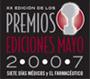 Premios Mayo 2007