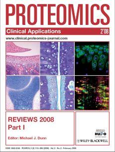 Proteomics - Clinical Applications