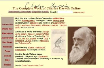 Exposició Darwin