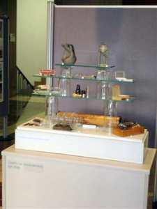 Vitrina Exposició Off-Museum (II)