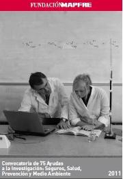 Ajuts a la recerca 2011 de la Fundació MAPRE