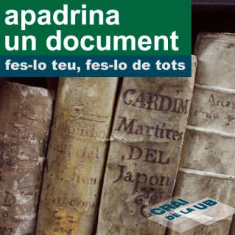 Apadrina un document