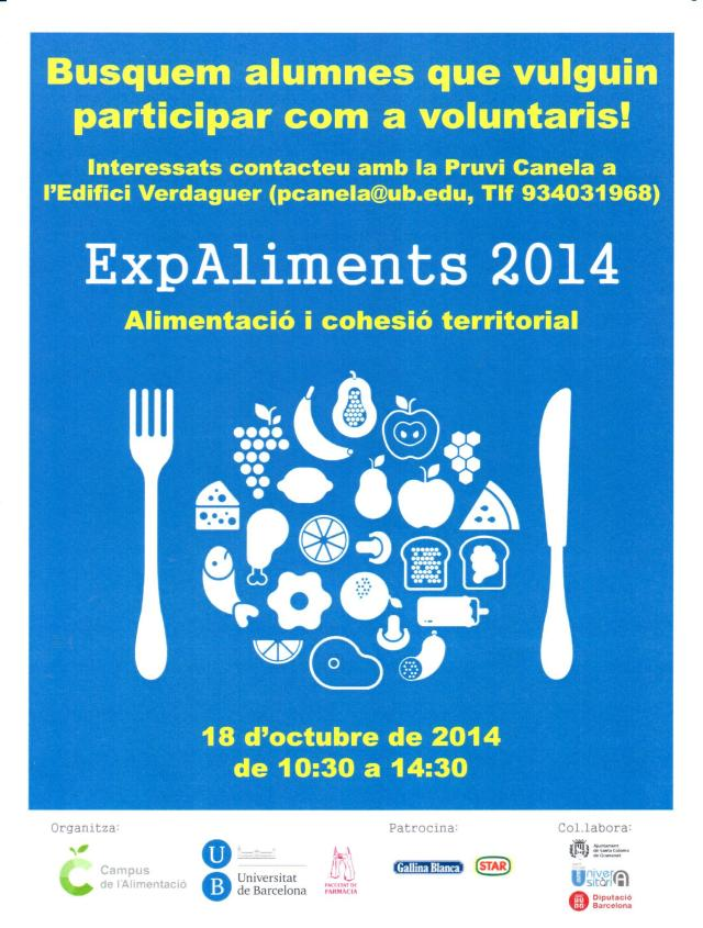 Cartell expaliments