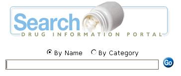 Cercador Drug Information Portal