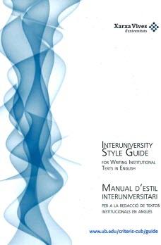 Interuniversity Style Guide