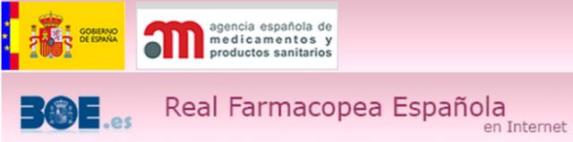 Real Farmacopea Española