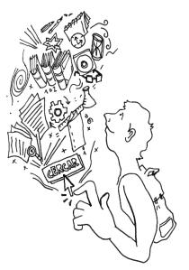 [Il·lustració de Jaume Clotet, utilitzada amb autorització de l'autor]