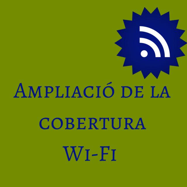 Ampliació de la cobertura Wi-Fi al CRAI Biblioteca de Farmàcia (1)