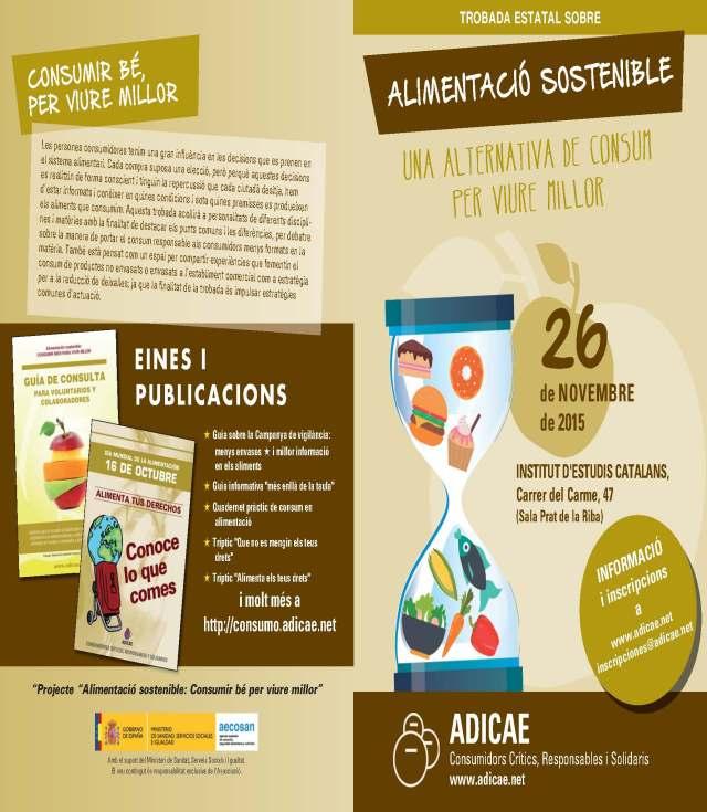 PROGRAMA Alimentacion 2015 - ENCUENTRO ESTATAL - CATALAN_web_40lu_Página_1